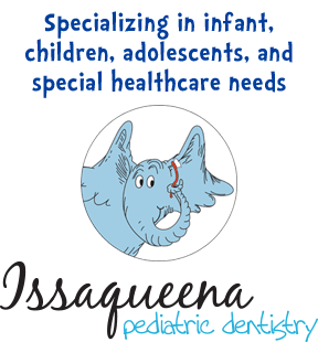 Issaqueena Pediatric Dentistry logo